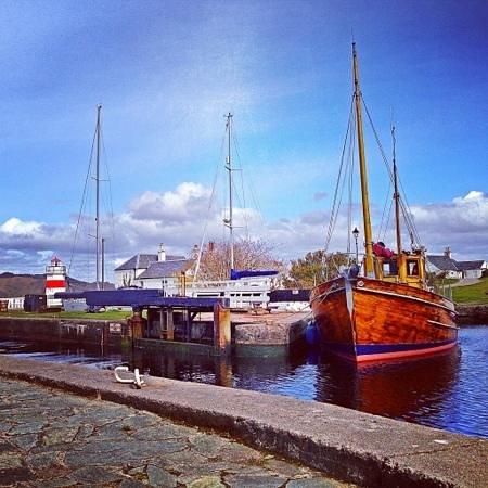 Foto de Crinan Canal
