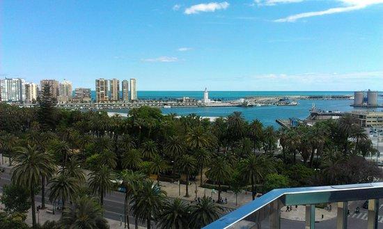 Hotel Molina Lario: Utsikt från takterass
