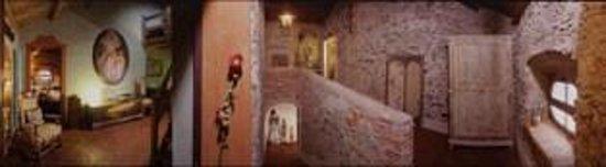 Scalone ingresso Arieti