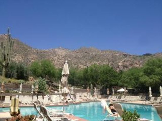 Loews Ventana Canyon Resort: The Main Pool