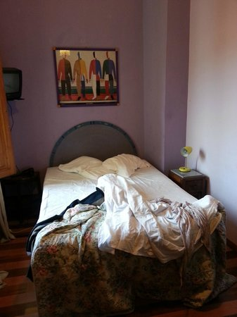 Bed & Breakfast San Lorenzo: Camera matrimoniale
