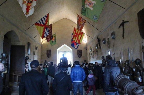 Alcazar de Segovia: Sala das armas