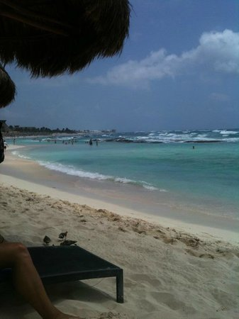 Luxury Bahia Principe Sian Ka'an Don Pablo Collection: View from private beach area