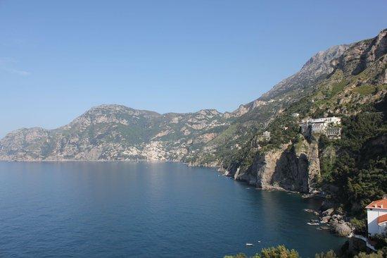 Hotel Le Sirene: Panoramma dalla camera