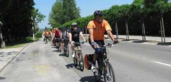 Cycling Adriatic: Samobor, guided cycling tours, Zagreb, Croatia