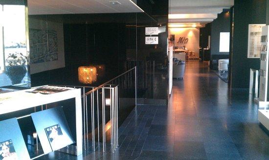 AC Hotel Sants : Lobby