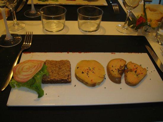 La Cuisine: More foie gras with unusual accompaniments
