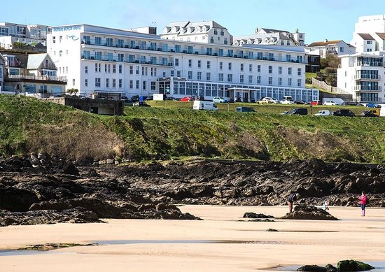 Fistral Beach Hotel and Spa: Fistral Bay Hotel and Spa