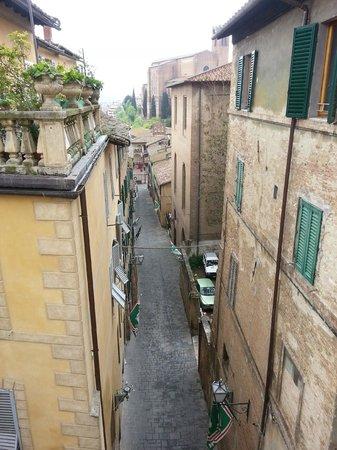 La Casa di Antonella: Vista dalla camera