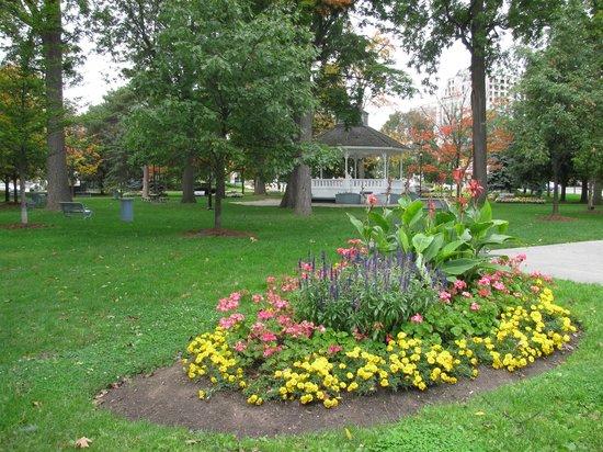 Brampton, Canada: Gage Park Entrance
