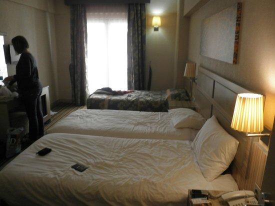 Hotel Nanda: camera tripla