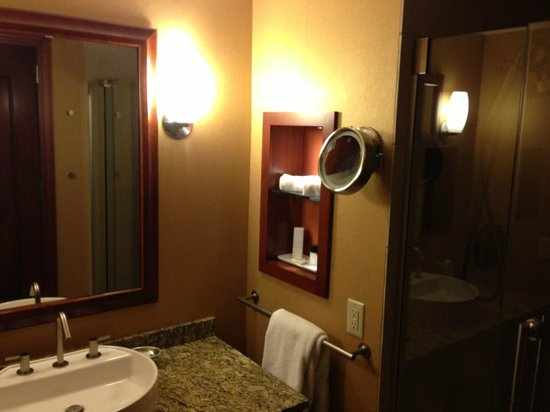 Mount Airy Casino Resort: Bathroom