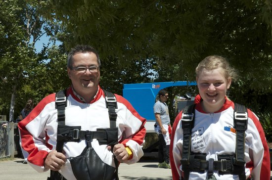 Skydive Abel Tasman : We love it