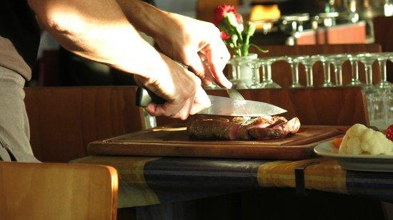 Restaurant Fernando : Indrefilet
