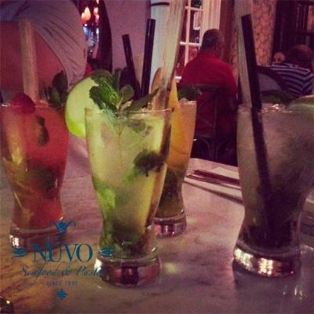 Cafe Nuvo Miami Beach Fl