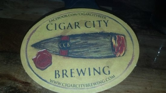 Cigar City Brewpub