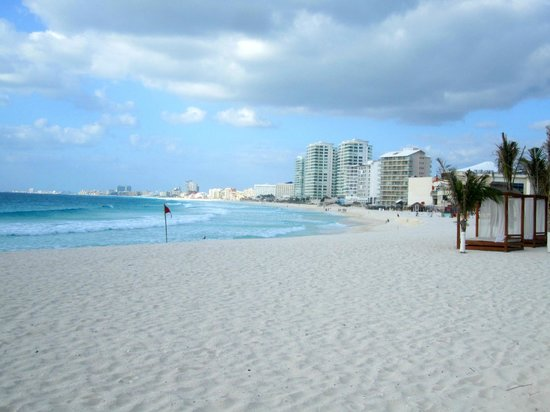 Krystal Cancun S Beach