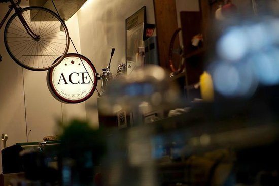 ACE Taste & Drink: .