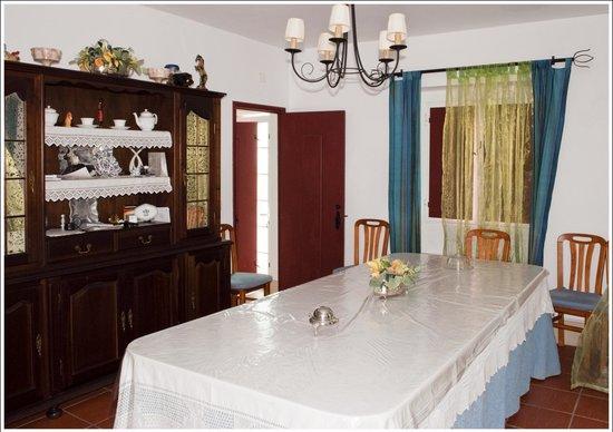 Casa d' Alegrete: Sala dos Pequenos Almoços