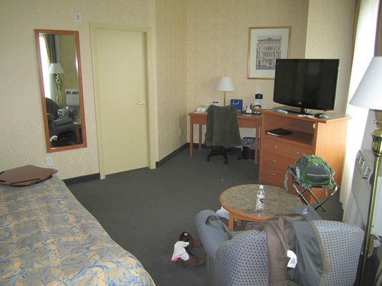 Best Western Plus Uptown Hotel: Our room 0004