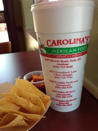 Carolina's Mexican Food