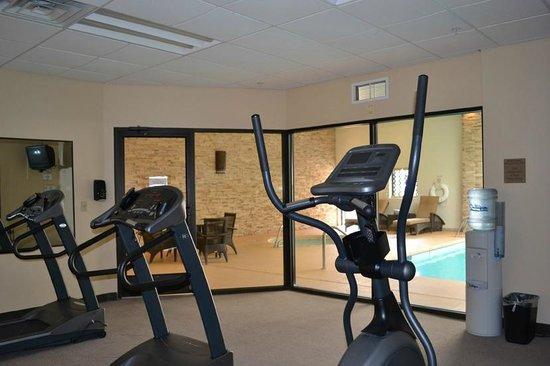 Nativo Lodge Albuquerque: Workout Area