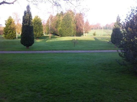 Sedlescombe Golf Hotel: Ausblick vom Hotelzimmer