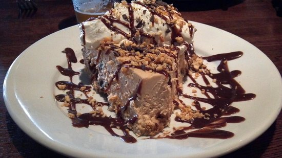 Mouth watering peanut butter pie - Picture of 131 Main Restaurant ...