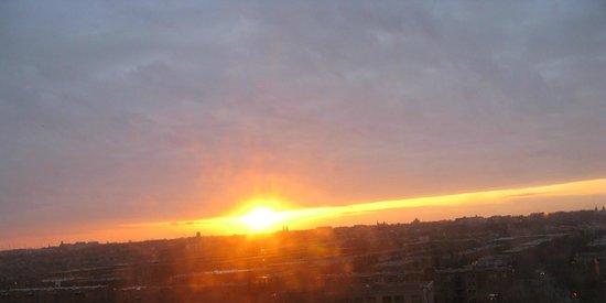 Days Inn Schenectady: View from room