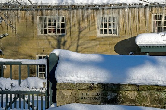 The Old Rectory: Winter January 2013