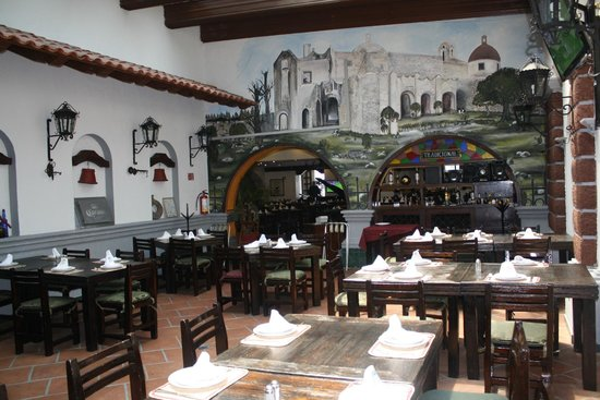 La Antigua Bodega: Salón para fumadores