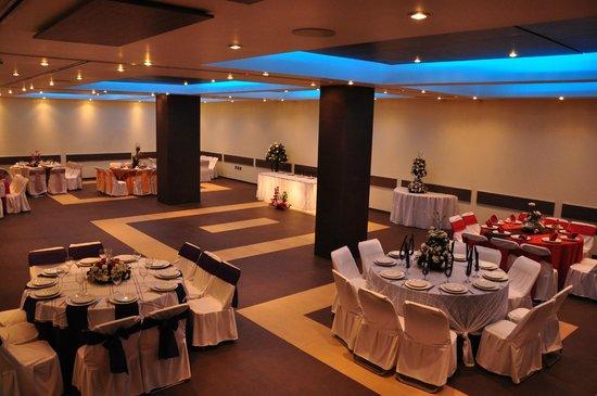 La Antigua Bodega: Salón de eventos