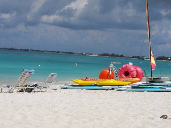 The Westin Grand Cayman Seven Mile Beach Resort & Spa: View