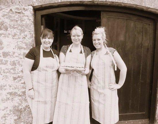 The Cornstore: Cornstore staff