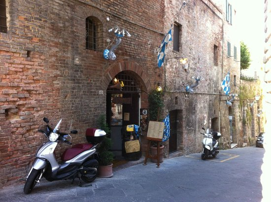 Off the beaten path picture of antica osteria da divo - Osteria da divo ...