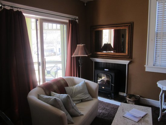 Boyden House Inn: Sitting area