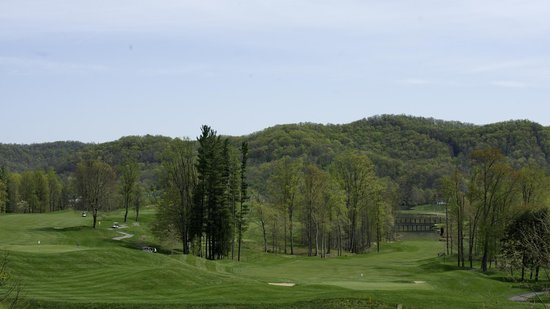 Stonewall Resort: Golf course