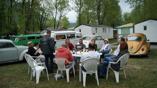 Campeole La Nubliere: we cox