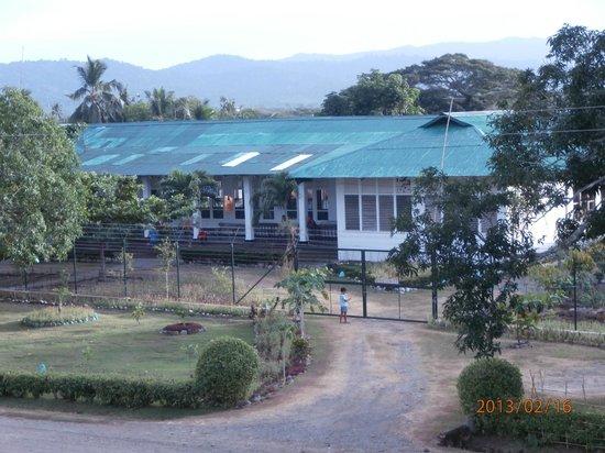 Iwahig Prison and Penal Farm : Administrative Area