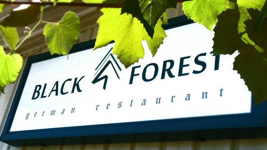 Black Forest German Restaurant: Blackforest German Restaurant