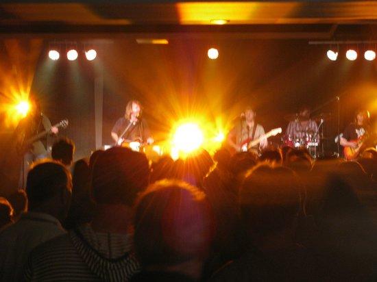 Club Sapphire Merimbula: Entertainment in the Auditorium