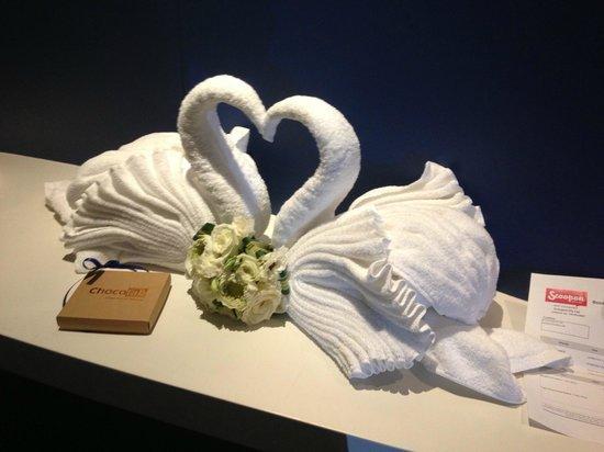 SO Sofitel Bangkok: Honeymoon features