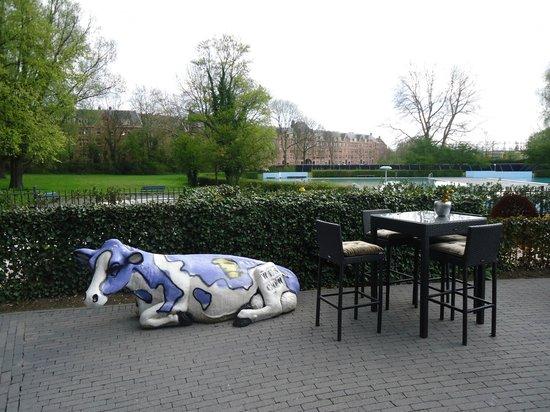 WestCord Art Hotel Amsterdam: Deck