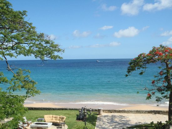 Sandals Regency La Toc: view from room 310