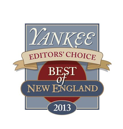 "The Brass Bed B&B: Yankee Magazine 2013 ""Best of New England"" Editor's Choice Winner"
