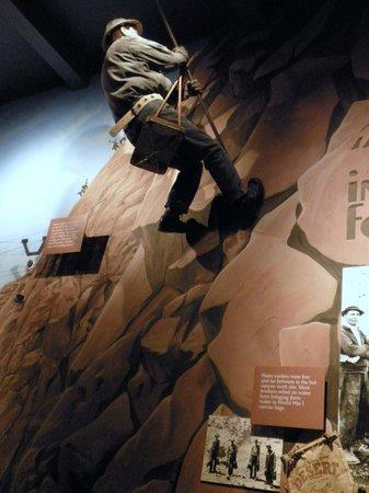Boulder Dam Hotel: Inside the museum