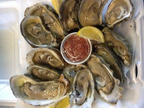 "Captain Zack's Seafood: Chincoteague ""Salts"""
