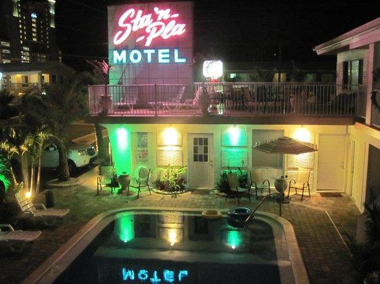 Sta'n Pla Motel: Hôtel