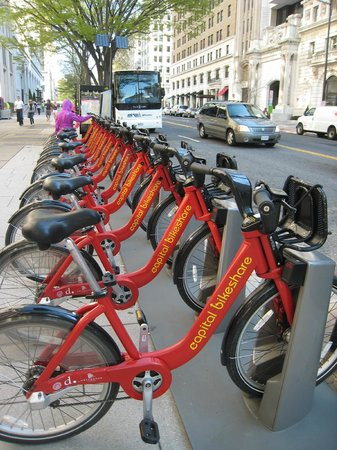 DuPont Place : Capital BikeShare