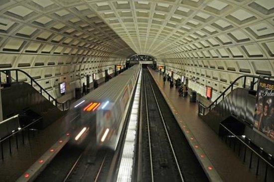 DuPont Place : DuPont Circle Metro Station